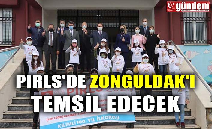 PIRLS'DE ZONGULDAK'I TEMSİL EDECEK