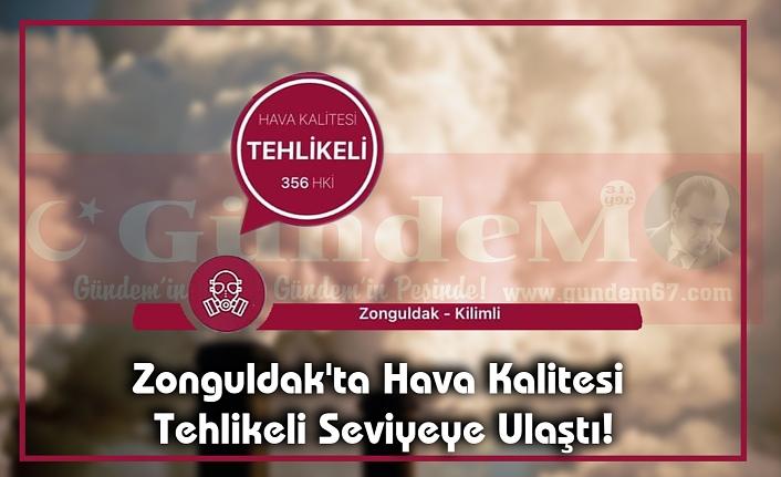 Zonguldak Valiliği'nden Yazılı Açıklama Geldi.