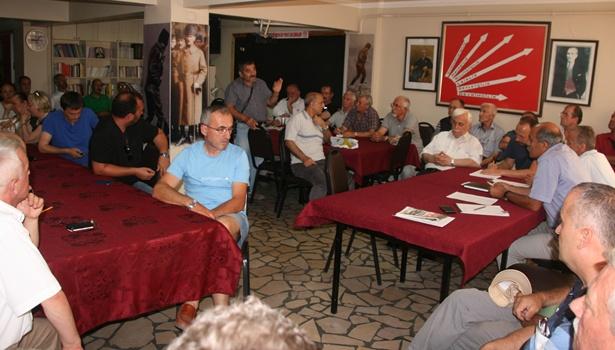 CHP CUMHURBAŞKANLIĞI SEÇİMİNE START VERDİ