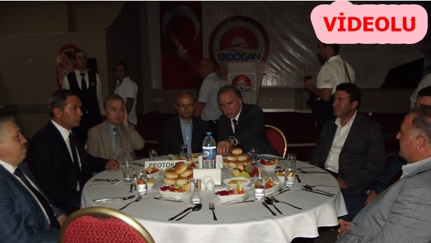 Mehmet Ali Şahin,Beni Başbakan gönderdi