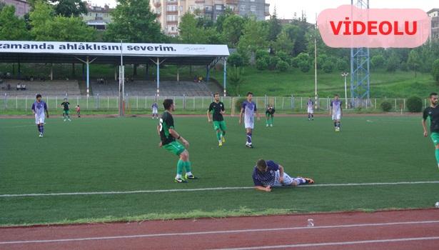 Ereğli belediyespor ilk hazırlık maçını kazandı