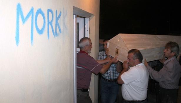 """Acılı baba ; """" Zonguldak'ta çalışmak istedi ama olmadı"""""""