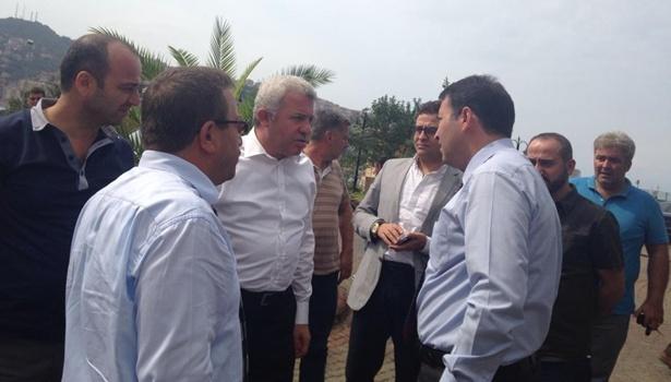 Ulupınar, özel maden işletmecileri ile görüştü