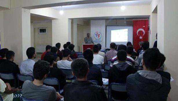 Camiler ve Din Görevlileri Haftası etkinliği başladı