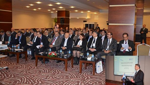Toplantı Ankara'da yapıldı