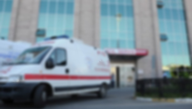 Kadın mahkum hastaneden firar etti