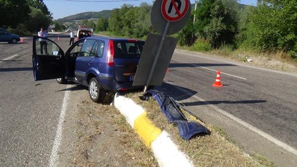 Trafik canavarı Zonguldak'ta ilk 9 ay da fazla mesai yaptı