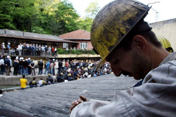 Ekmek parası için binlerce işçi madenlerde hayatını kaybetti