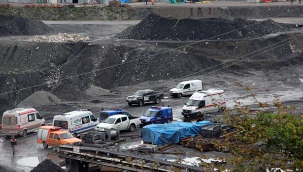 Maden ocağında göçük: 2 işçi mahsur