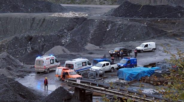 Maden işçinin cesedine ulaşıldı