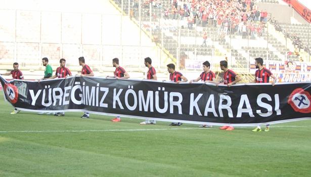 Manisapor 2-1 Zonguldak kömürspor