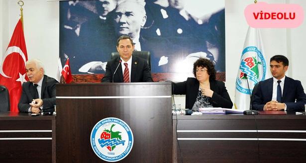 Başkan Uysal,ilk kazma 2015 yılında vurulacak