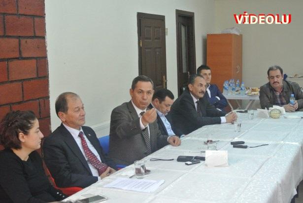 Başkan Uysal, Gazetecilerin sorularını yanıtladı