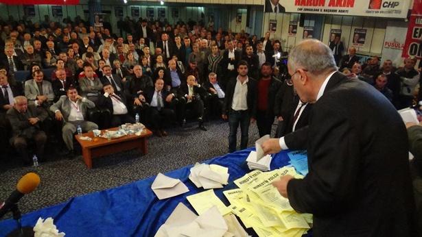 Chp'nin Zonguldak yeni il başkanı Harun Akın oldu