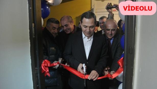 Muhasebeci Atanur Işık ,kendi bürosunu açtı