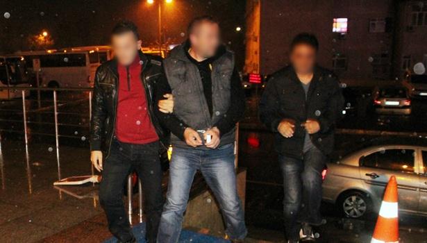 Cezaevi firarisi Ereğli´de polisin takibinden kaçamadı