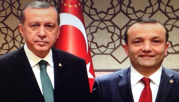 Ocak, Cumhurbaşkanı Erdoğan'ı ziyaret etti