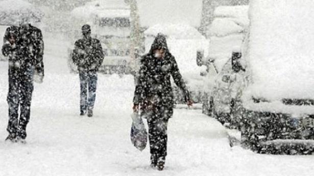 Meteoroloji´den kar yağışı uyarısı