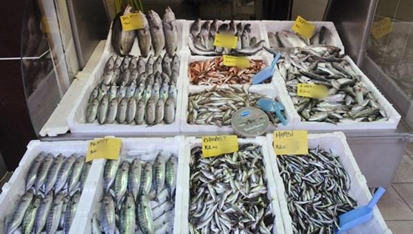 Balık fiyatları dudak uçuklatıyor