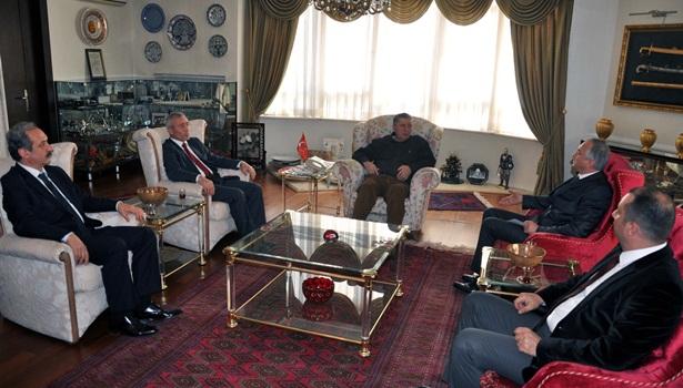 Ankara'dan fakülte için destek istediler