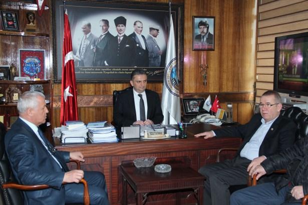 Gemici, Zonguldak'ın yeniden yapılanmaya ihtiyacı var