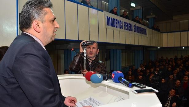 Alabaş, genel başkanlığa adaylığını açıkladı