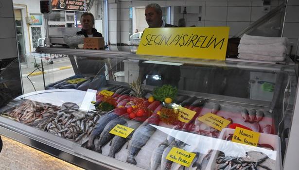 Yasak başladı balık fiyatları arttı