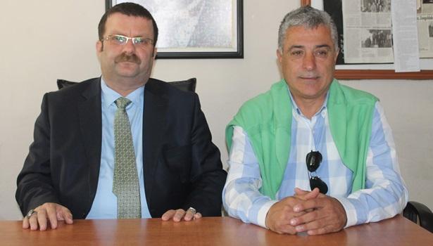 """Caner:  """"Sanayicisi, işadamı Zonguldakspor'a sahip çıkmalı"""""""