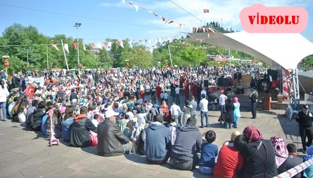 Engelliler Haftası festival havasında kutlandı