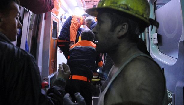 Maden ocağında göçük; 1 işçi yaşamını yitirdi