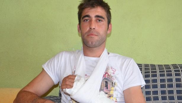 Bel fıtığı ameliyatı için gitti kolu yandı