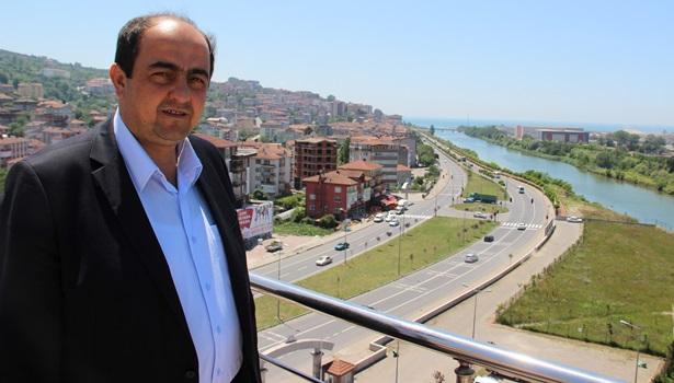 Gülüç Belediyesi sahil projesine başlıyor