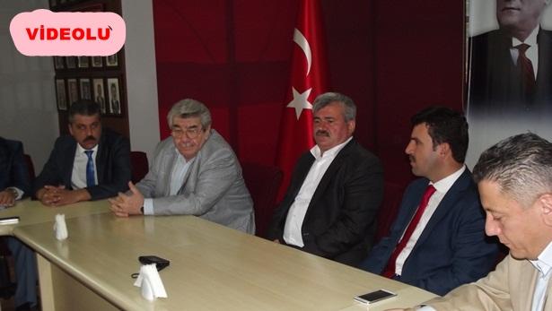 Zonguldak'ımızın önünü açmak için ne gerekiyorsa yapacağız