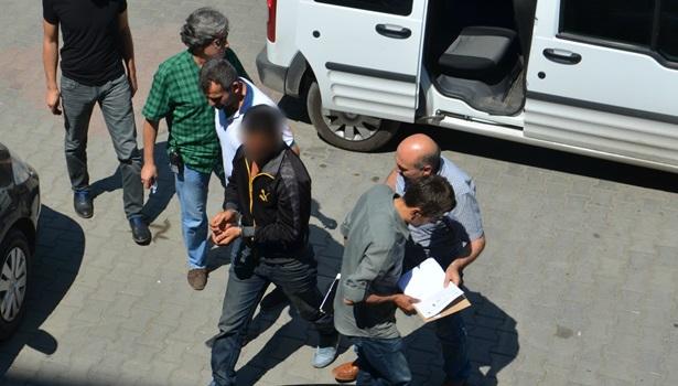 2 kişiyi bıçaklayan zanlı tutuklandı