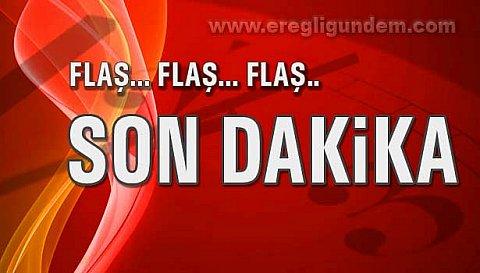 Zonguldak Emniyeti´nde kırmızı alarm