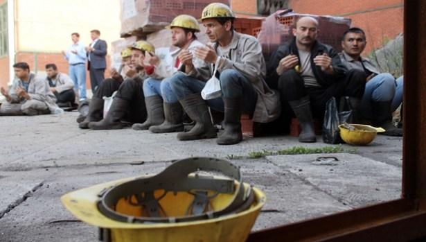 Haziran ayında 173 madenci iş kazalarında yaralandı