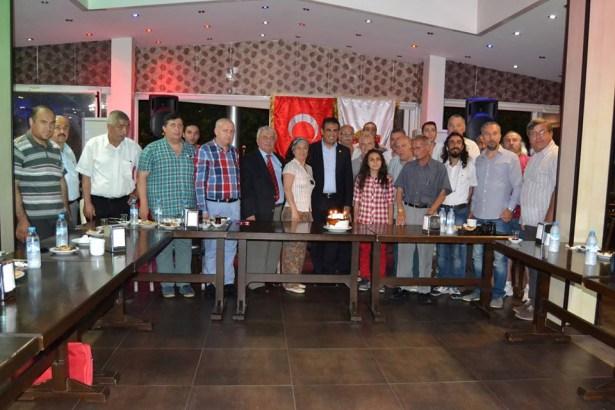 EGD, Basın bayramını kutladı..