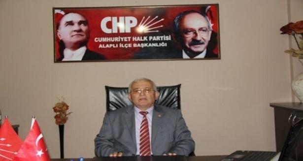 Chp Alaplı İlçe Teşkilatı kongreye gidiyor