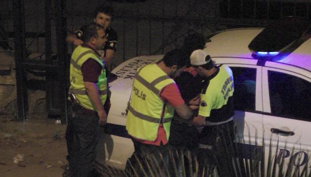 200 polis huzur operasyonuna katıldı