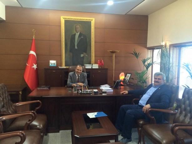 """Çaturoğlu,  """"Zonguldak olarak erken seçime hazırız"""""""
