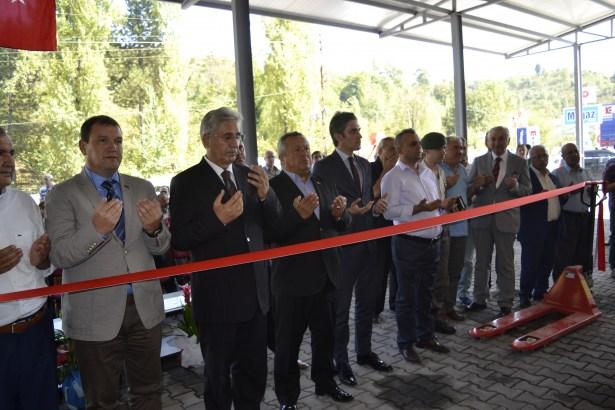 Ereğli´nin İlk fındık fabrikası açıldı