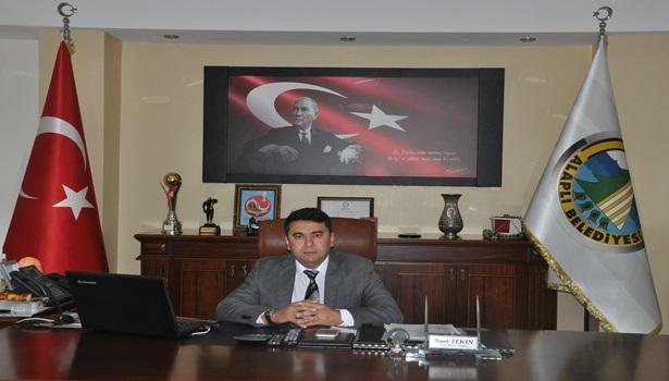 Başkan Tekin Vekaleti AK Partili Meclis Üyesi´ne bıraktı