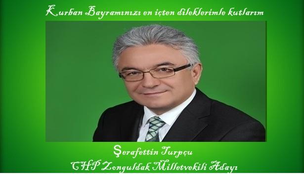 Chp Zonguldak Milletvekili Adayı Şerafettin Turpçu