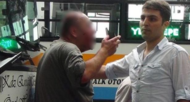 Ereğli´de, halk otobüsü sürücüsü 4 kişi tarafından bıçaklı-sopalı saldırıya uğradı