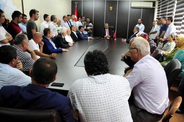 Ak Parti Ereğli'de seçim startını verdi.