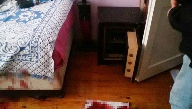 Evine girdi, kadının kafasına ütü ile vurarak 5 bin lirasını gasp etti