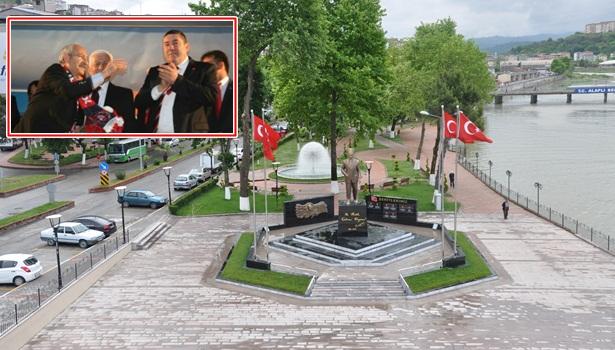 Atatürk anıtı törenle açılacak