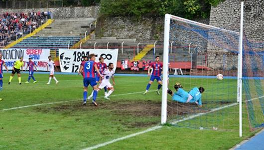 Kömürspor Silivrispor'u mağlup etti