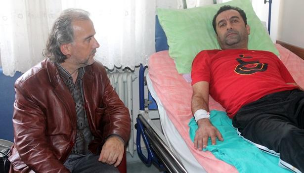 Terör saldırısından yaralı kurtulan Damatoğlu, dehşet anlarını anlattı