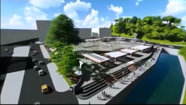 Ereğli'ye Kent Meydanı ve Üniversite Kampüsü yapılacak